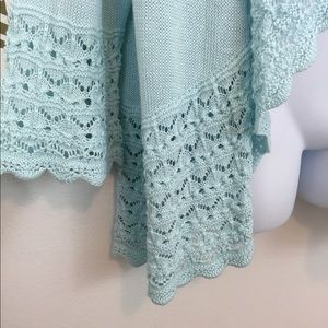 croft & barrow Sweaters - CROFT & BARROW SHAWL COLLAR CARDIGAN SWEATER